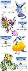 Let's Play God - Pokefusions 01 by TamarinFrog