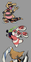 Pokemon Requests 2