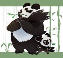 Pandamon