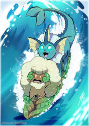 Commission - You Learned Surf