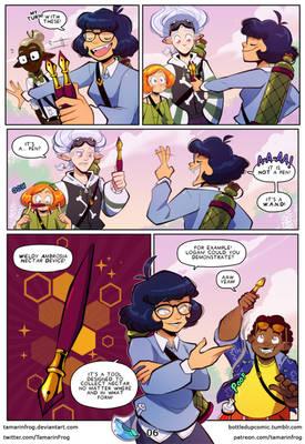 A World Inside A Bottle Part 2 - Page 6