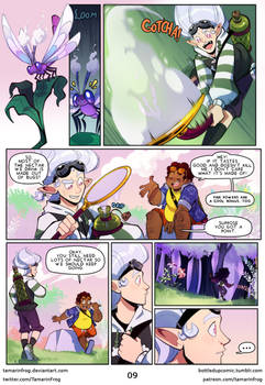 A World Inside A Bottle Part 2 - Page 9