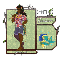 Pokemon Synthos App - Jonquil
