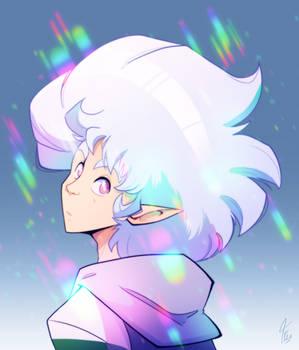 Shiny Fluff Boy