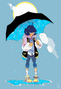 Its Raining In My World