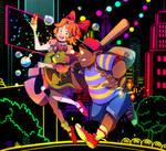 Shatterfright Selfie: Moonside Swing