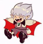 Kid Dracula Whinter