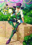 Commission - Mardi Gras Ashe And Bob