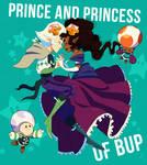 Prince and Princess of BUP