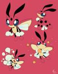 Space Star Bug