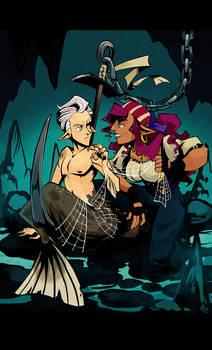Fishing For Merfolks