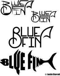 Blue Fin Logo 1
