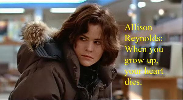Allison The Breakfast Club by crimenationlove