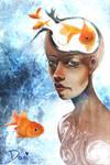 Goldfish Memory by DanielleBostic