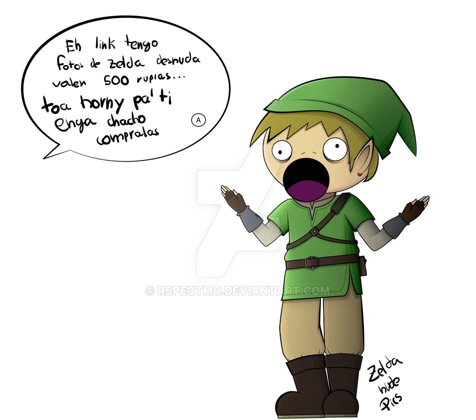 Zelda Link Nude 101