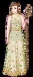 Base Race Eleven: Elf Girl by AxxKat