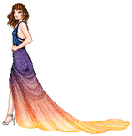 Inspired by Night Skies - Glam! Contest Example