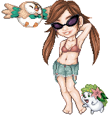 TPP Round 2 - A Beachy Trial! by AxxKat