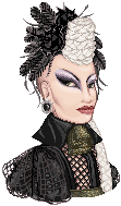Nina Flowers by AxxKat