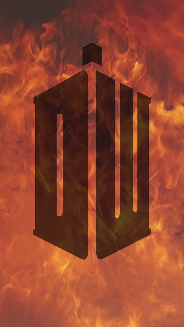 doctor who iphone 5 wallpaper by neegus