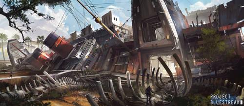 Boneyard by Min-Nguen