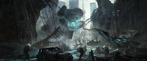 Invasion by Min-Nguen