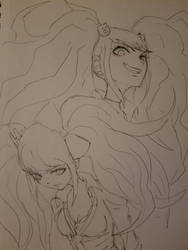 Danganronpa Sketch