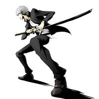 Persona 4 Hiten Mitsurugi Ryu by ozkh