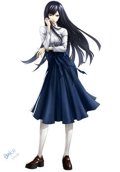 OC commission: Haruna