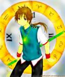 The Chronicle of Aeon by kimikun23