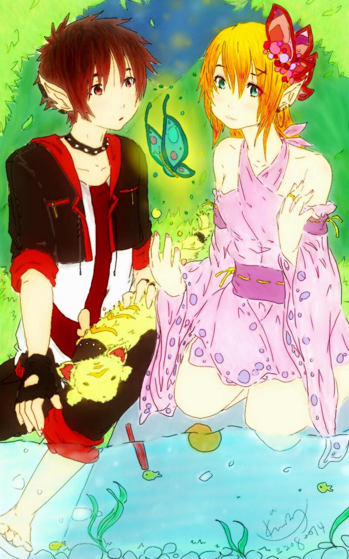 our fairy tale by kimikun23