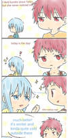 Akakuro: confess