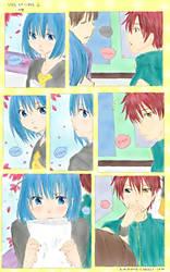 Akakuro: i like you by kimikun23