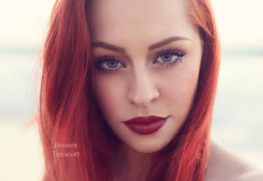 Self Portrait by fae-photography