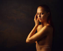 Golden by fae-photography