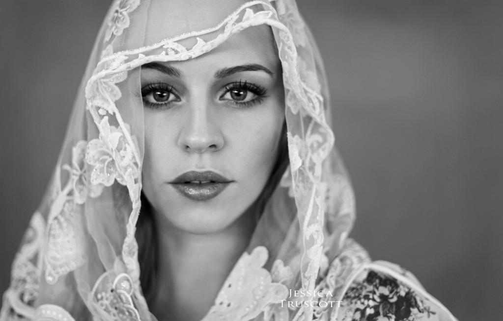 Veil by fae-photography