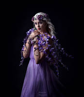 Violet by fae-photography