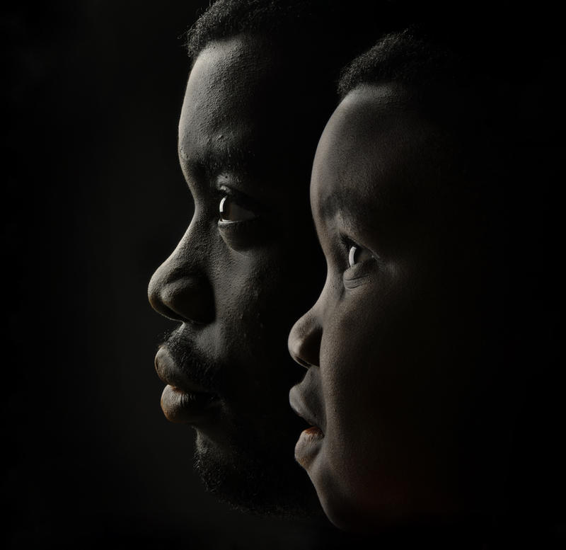 Father and Son by fae-photography