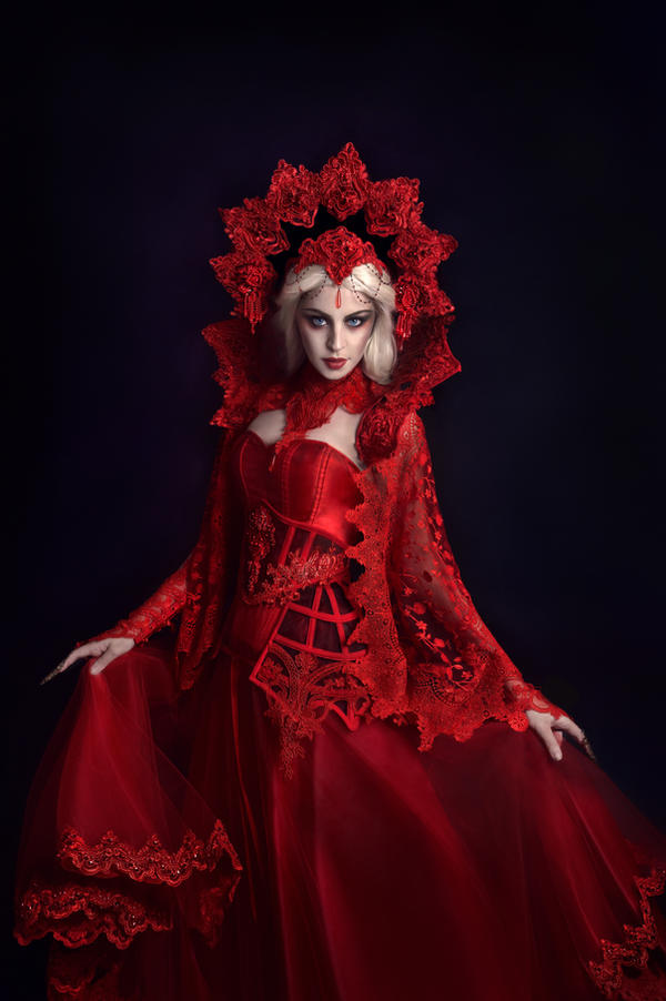 The Red Queen 2 by fae-photography