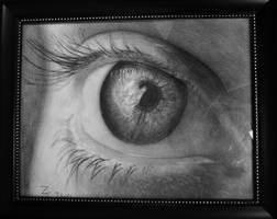 Eye drawing by ZackaryJenkins