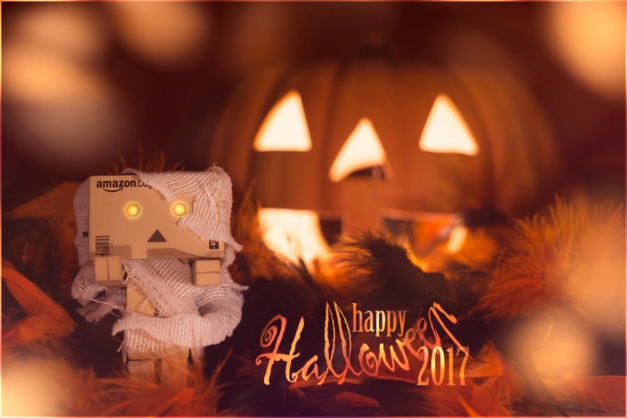Happy Halloween 2017 by Expose42
