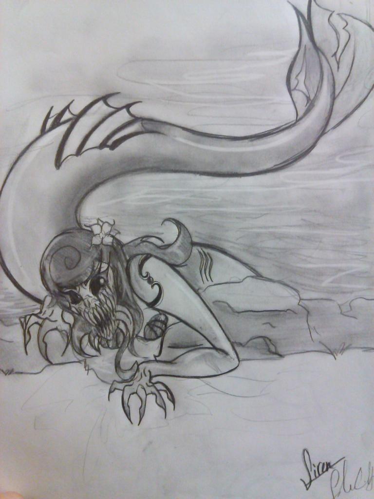 Siren by HollowGirl44