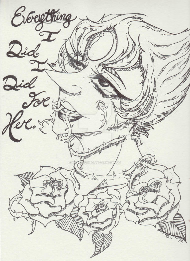 LoveSick by HollowGirl44