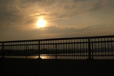 sun set by aRU1