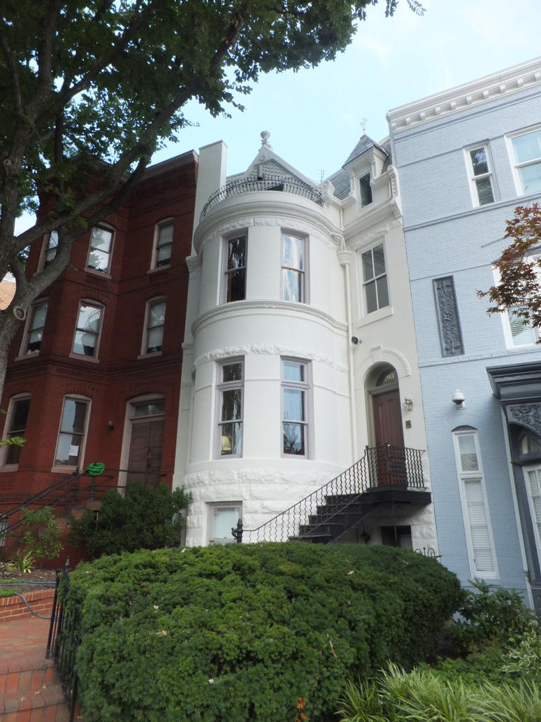Georgetown town houses by rusrick