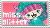a stamp D: by Miss-Glitter
