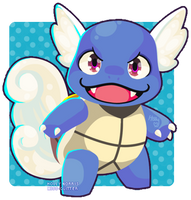 008 Wartortle by Miss-Glitter