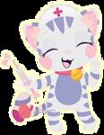 Nurse Kitty-chan