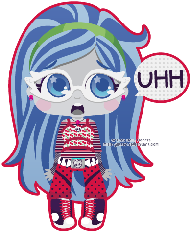 ghoulia yelps by miss glitter - Ghoulia Yelps