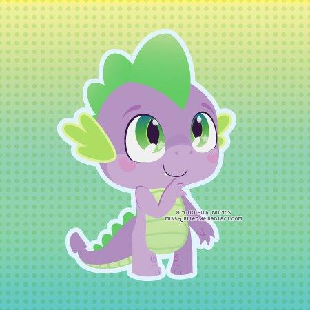 Spike by Miss-Glitter